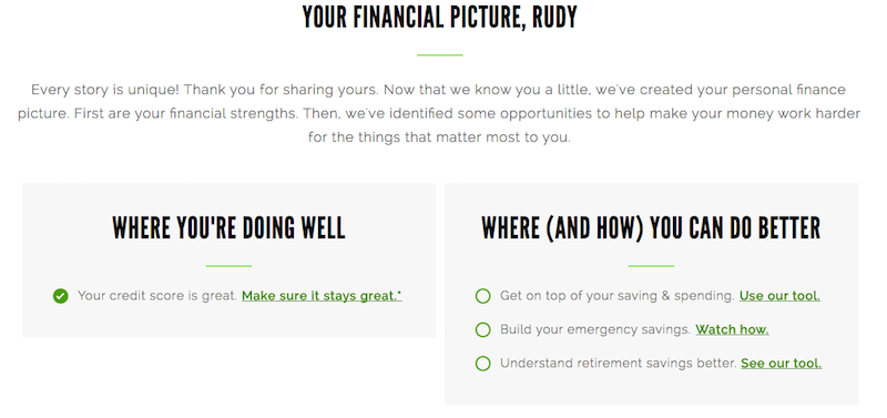 My Money Checkup Tells You How To Get Started With Improving Your Finances