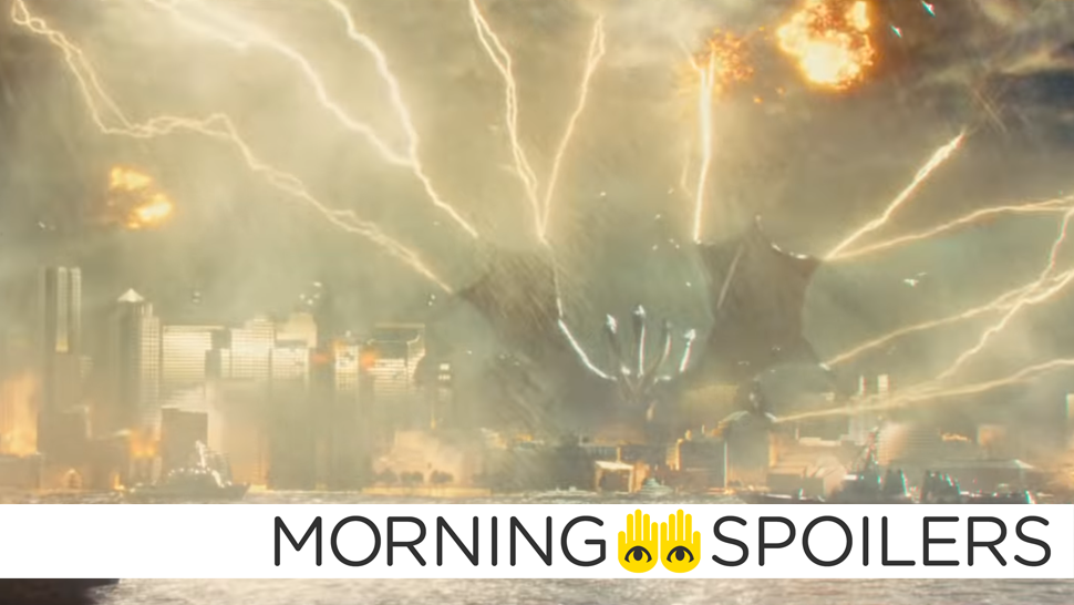 Updates From Godzilla: King Of The Monsters, Star Trek: Discovery, And More