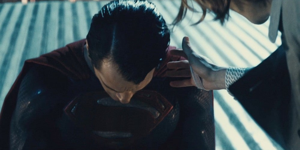 When Superman Finds Out You've Been Drawing His Dick