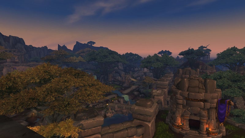 Warlords of Draenor's Notorious Endgame PvP Zone is Staying in Legion