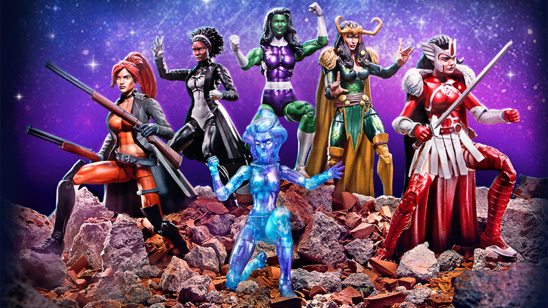 The Most Amazing Marvel Figures Seen At Toy Fair This Year