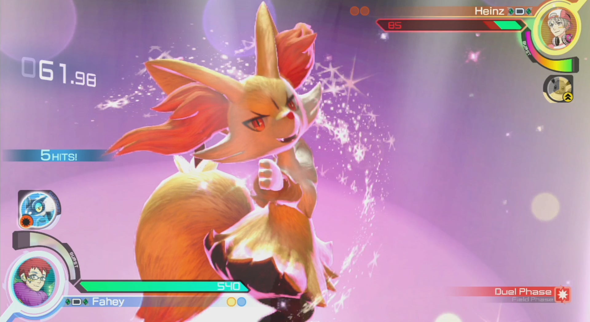 A Ten-Minute Tour Of Pokkén Tournament Wii U