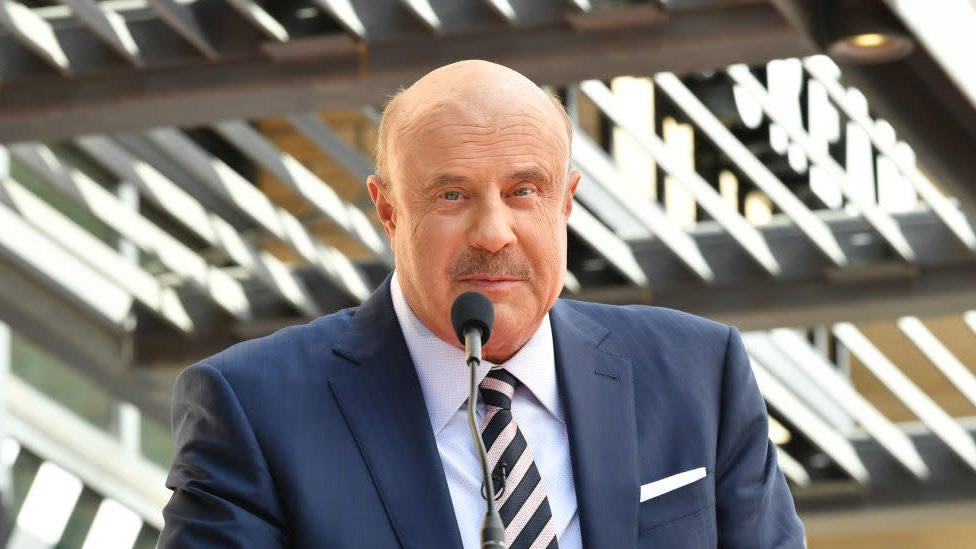 Dr. Phil's 'Big Knife' And 'Small Wife' Are Both False