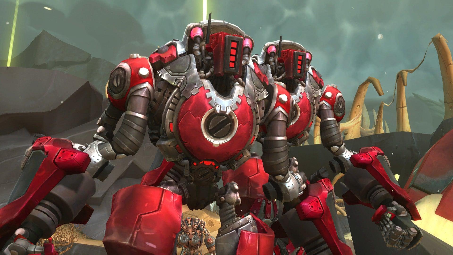WildStar's Competitive Endgame Combines Design With Destruction