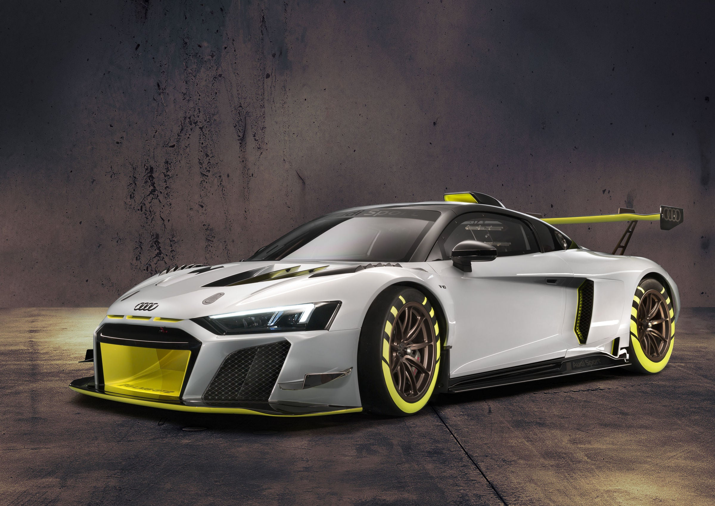 Audi's New R8 LMS GT2 Is Angry About Something | Gizmodo