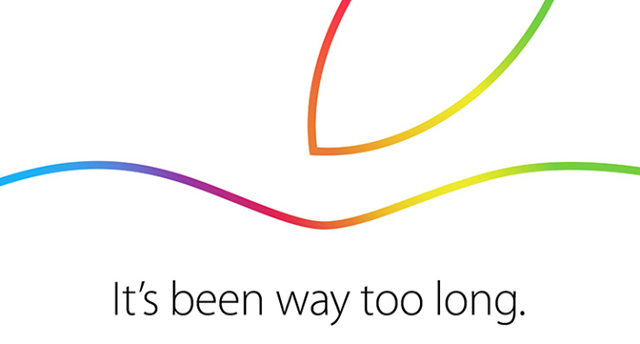 Apple's iPad Event Is October 16th:
