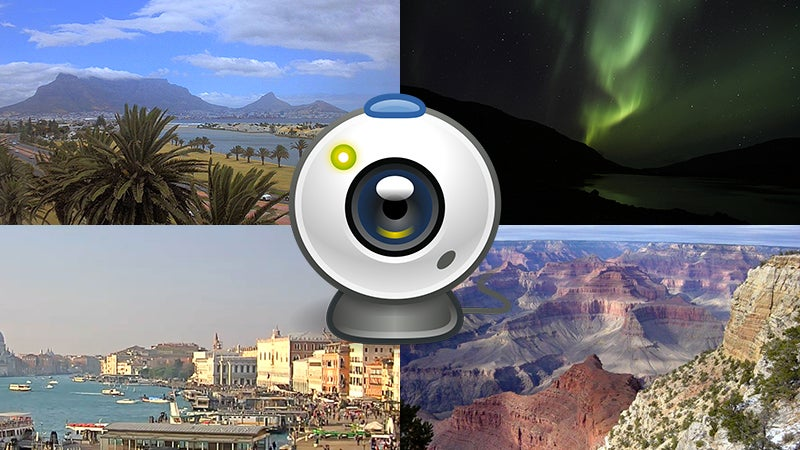 16 Places To Visit Via Webcam That Are Prettier Than Wherever You Are