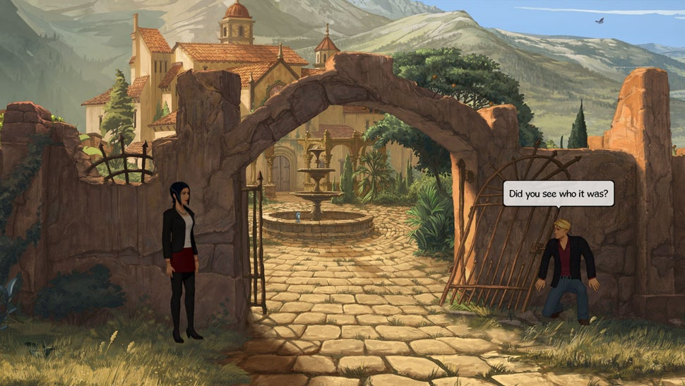 Final Episode Of Broken Sword 5: The Serpent's Curse Goes Live Today