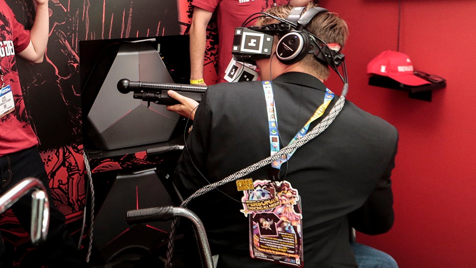 Lawsuit: VR Company Had A 'Kink Room', Pressured Female Employees To 'Microdose'