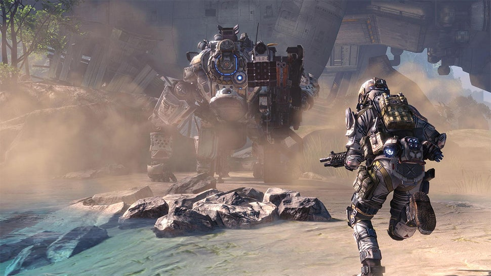 Titanfall's Next New Modes Will Be Free