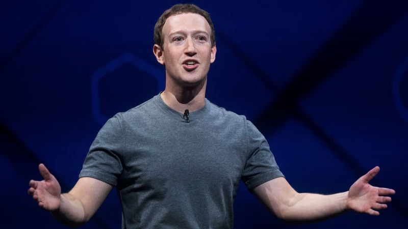 Here Are The First Hints Of How Facebook Plans To Read Your Thoughts