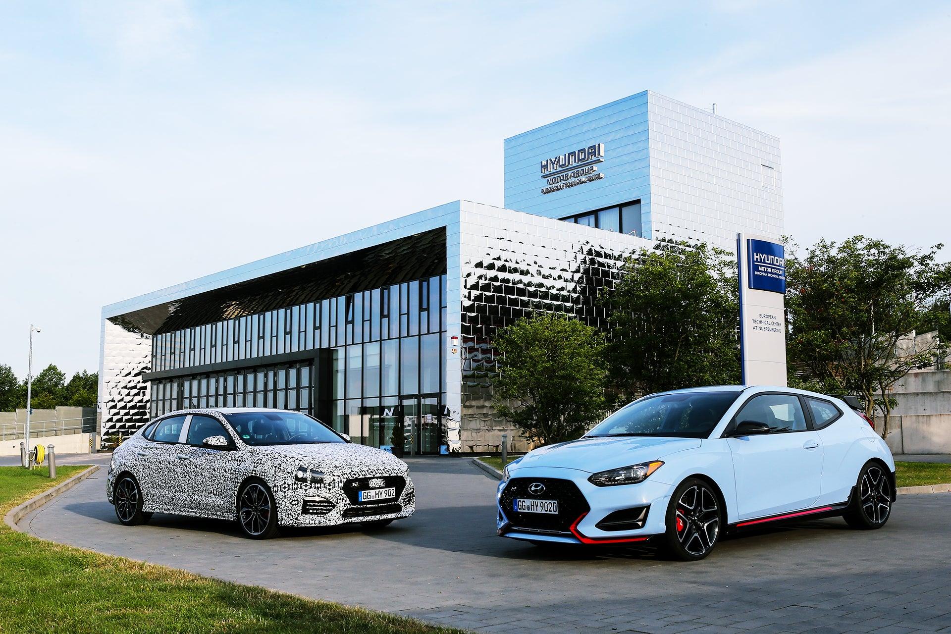 The 2019 Hyundai Veloster N Actually Kicks Arse