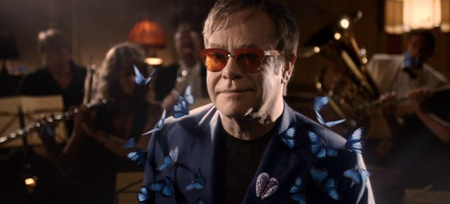 Pharrel, Elton John, and more sing God Only Knows in spectacular video