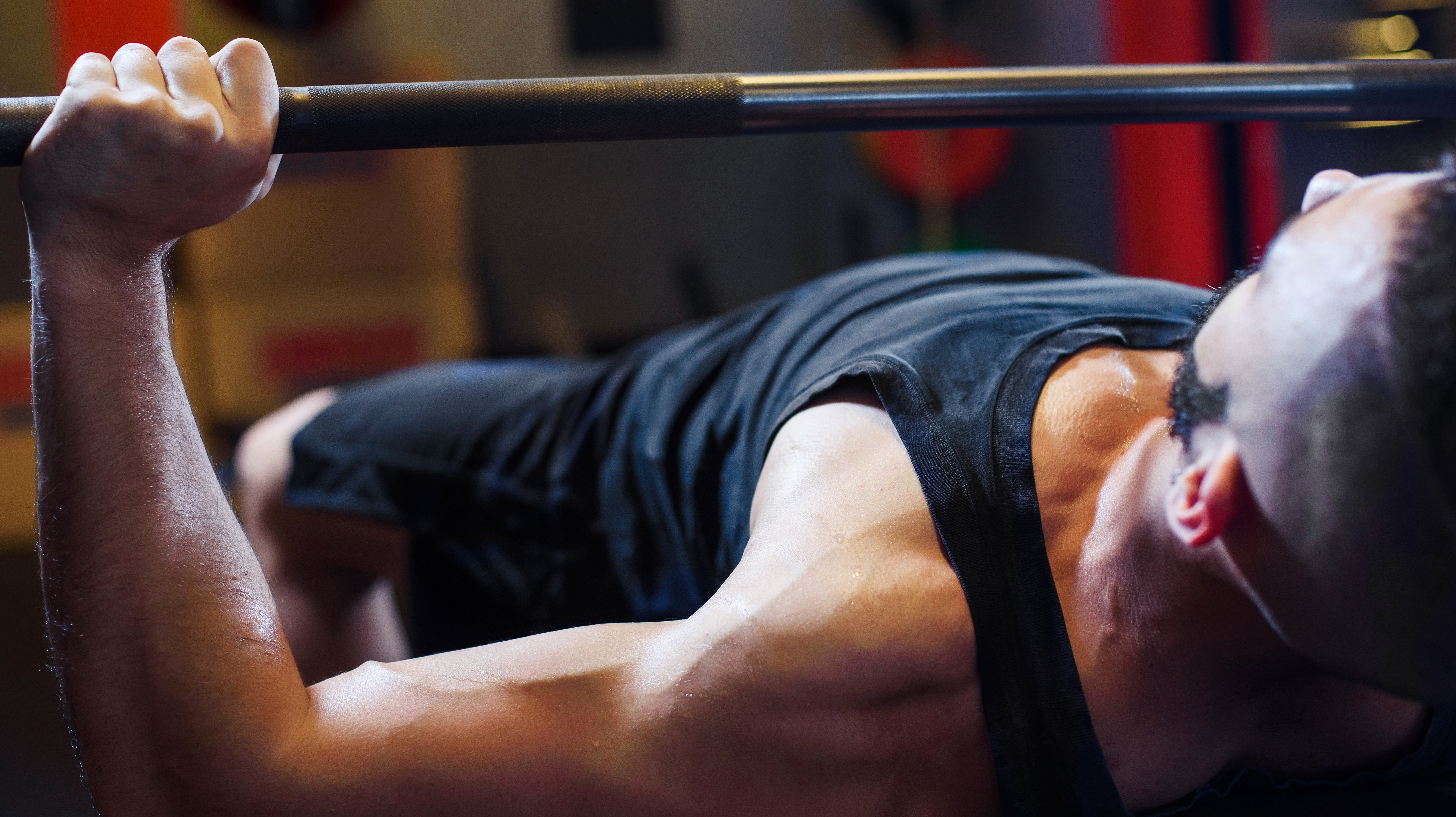 Yes, You Can Bench Press In The Squat Rack