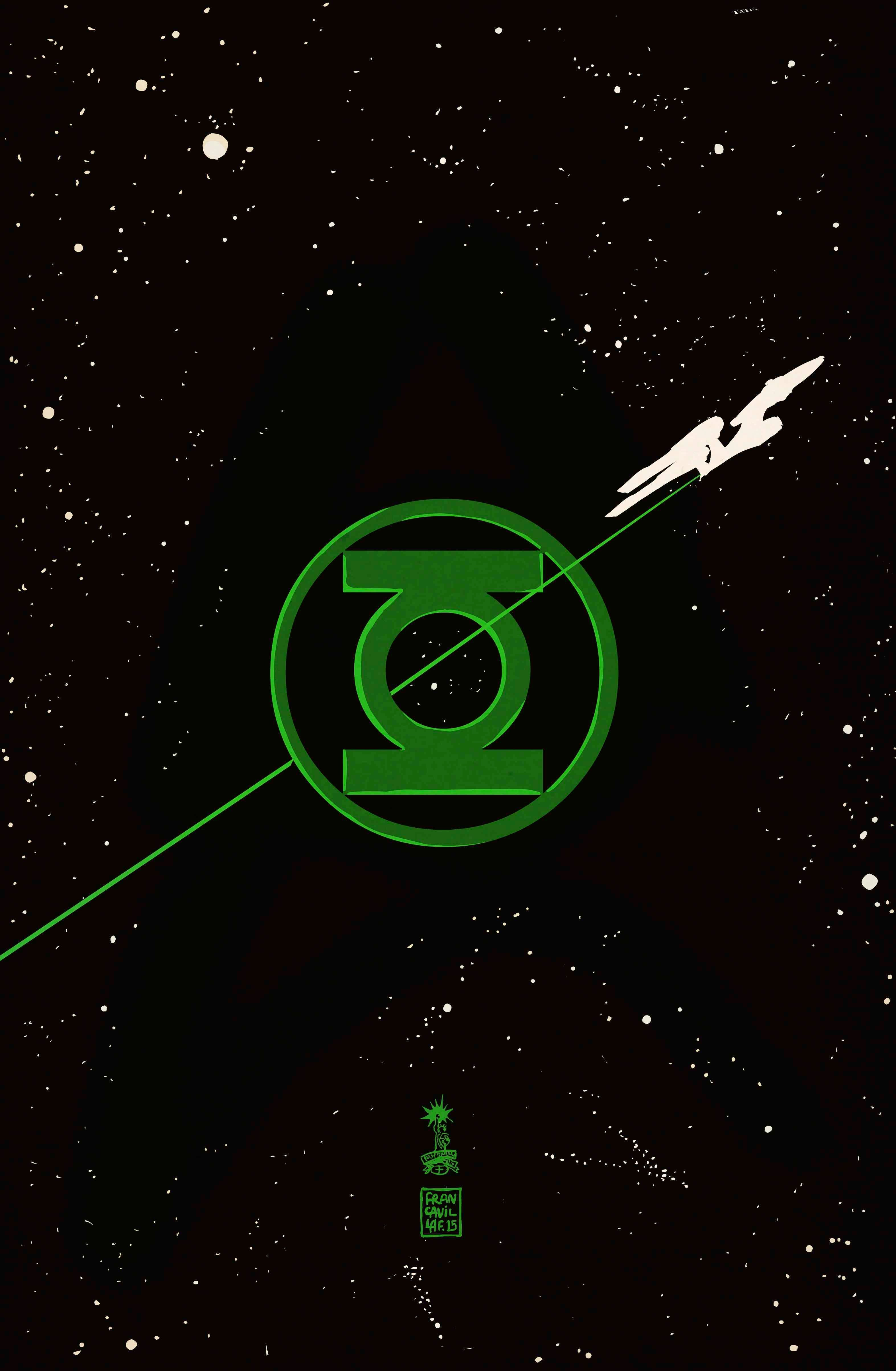There's Going to Be a Star Trek/Green Lantern Comics Crossover This July