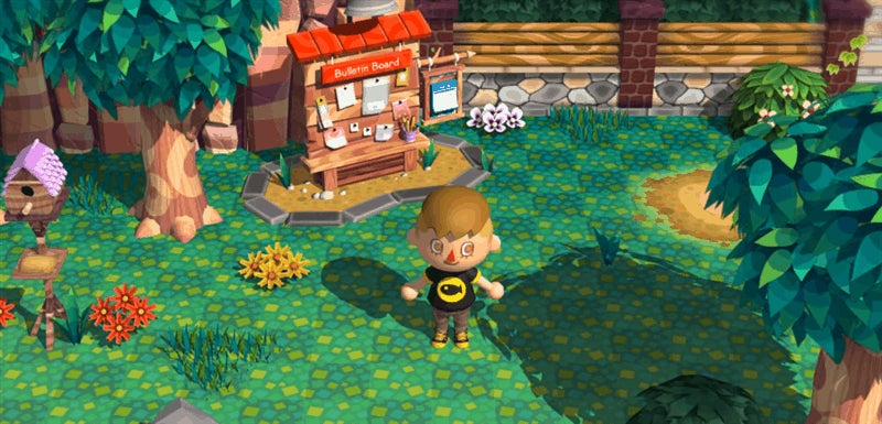 A Damn Good Concept For Animal Crossing Wii U