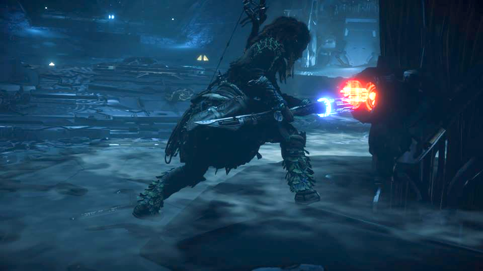 Horizon Zero Dawn's Cauldron Dungeons Are Incredibly Cool
