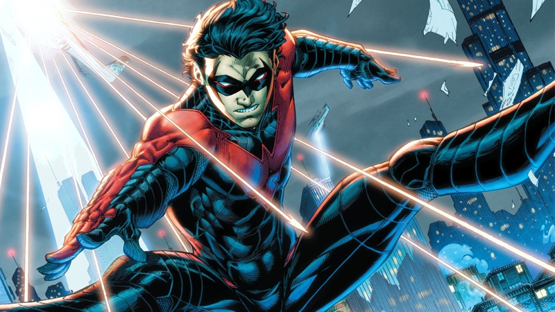 The Lego Batman Movie Director Will Bring Nightwing To The Big Screen