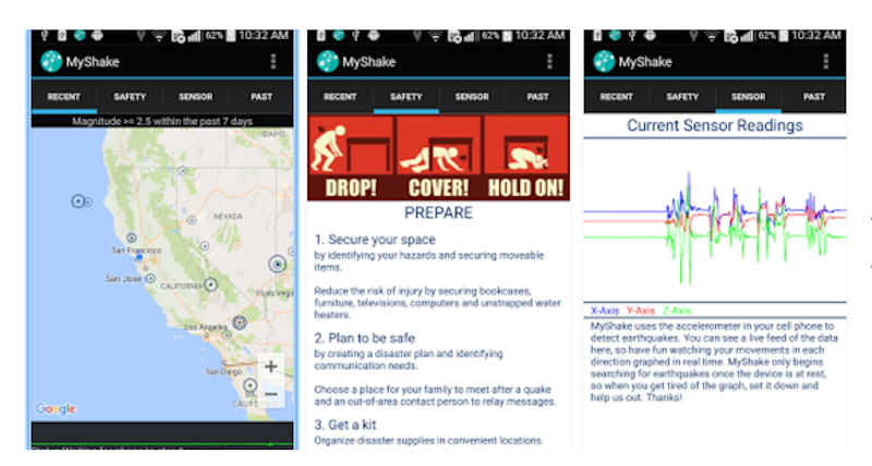 This New App Turns Your Phone Into a Portable Seismic Station