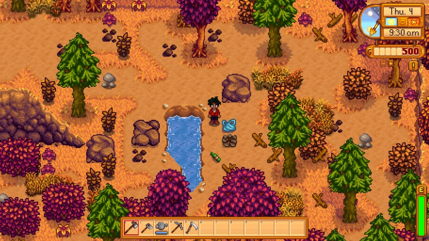 Modders Are Adding New Locations To Stardew Valley