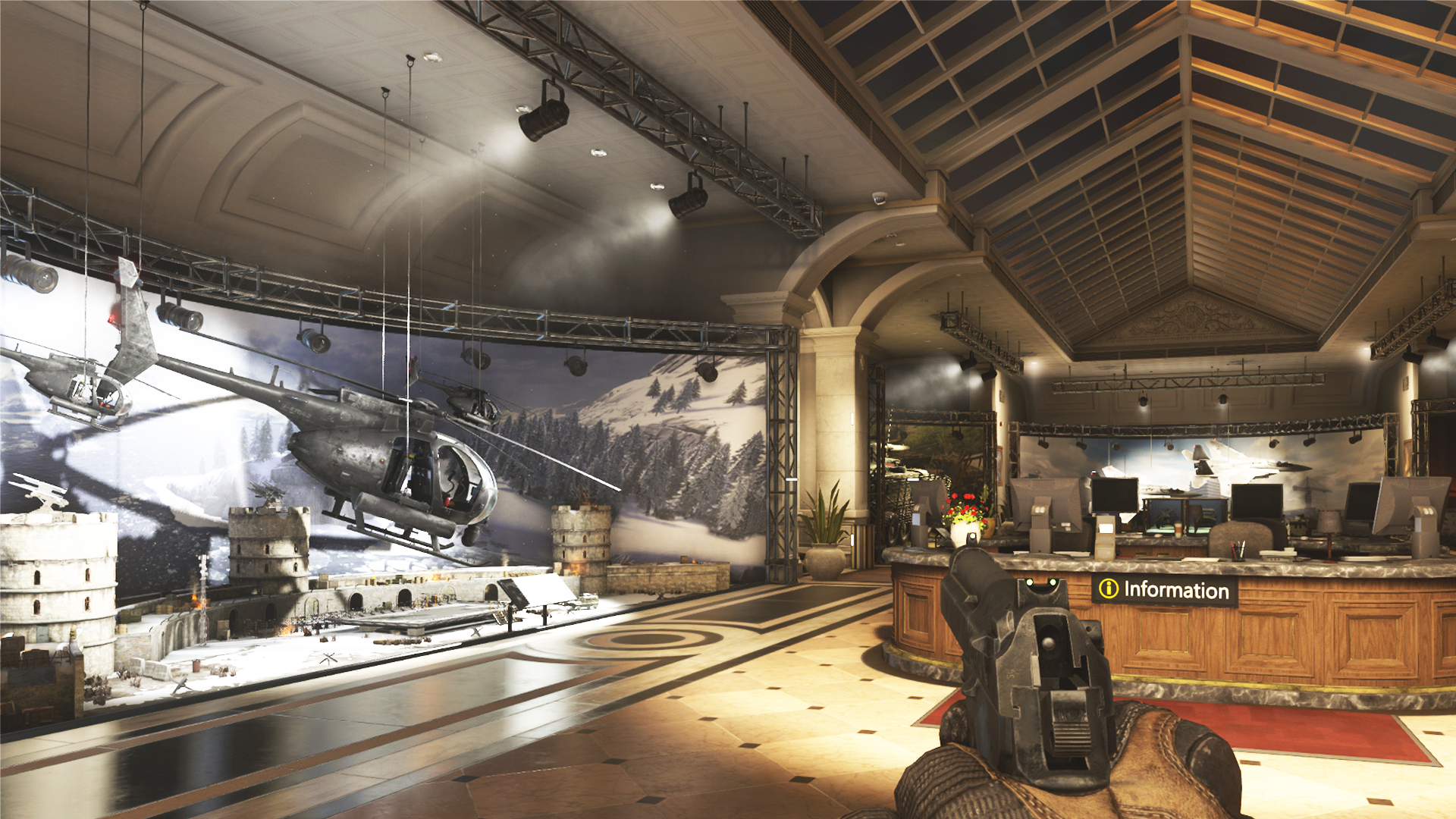I Wish More Games Had Museums Like Modern Warfare 2