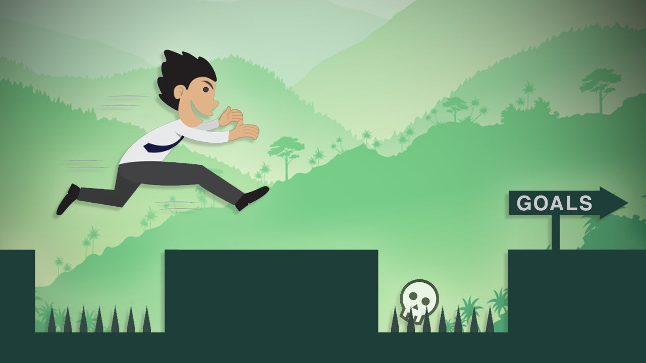 The Biggest Pitfalls Of Long-Term Goals (And How To Beat Them)