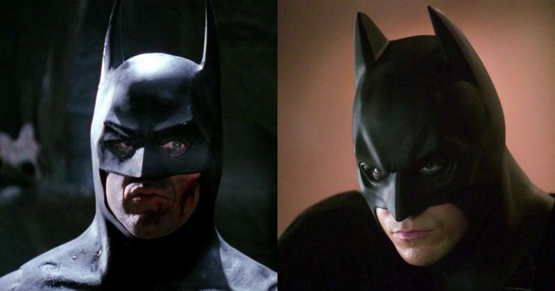 Burton's Batman And Nolan's Batman Begins Complement Each Other Perfectly