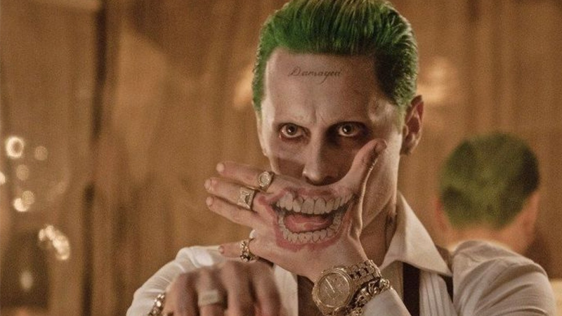 Report: Jared Leto Got Pissed That Joker Was Being Made Without Him