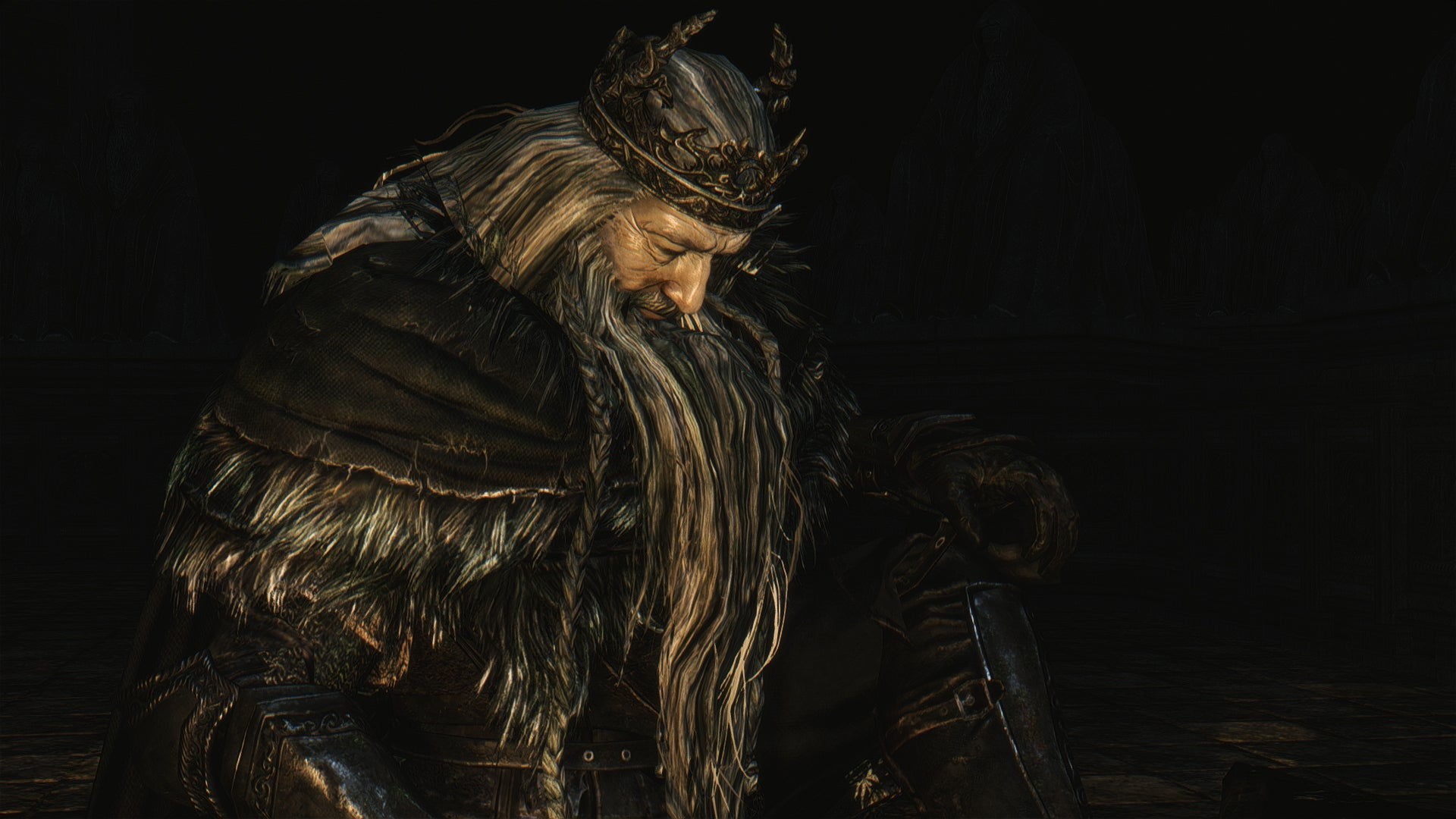 Dark Souls II's DLC May Be The Peak Of The Whole Series