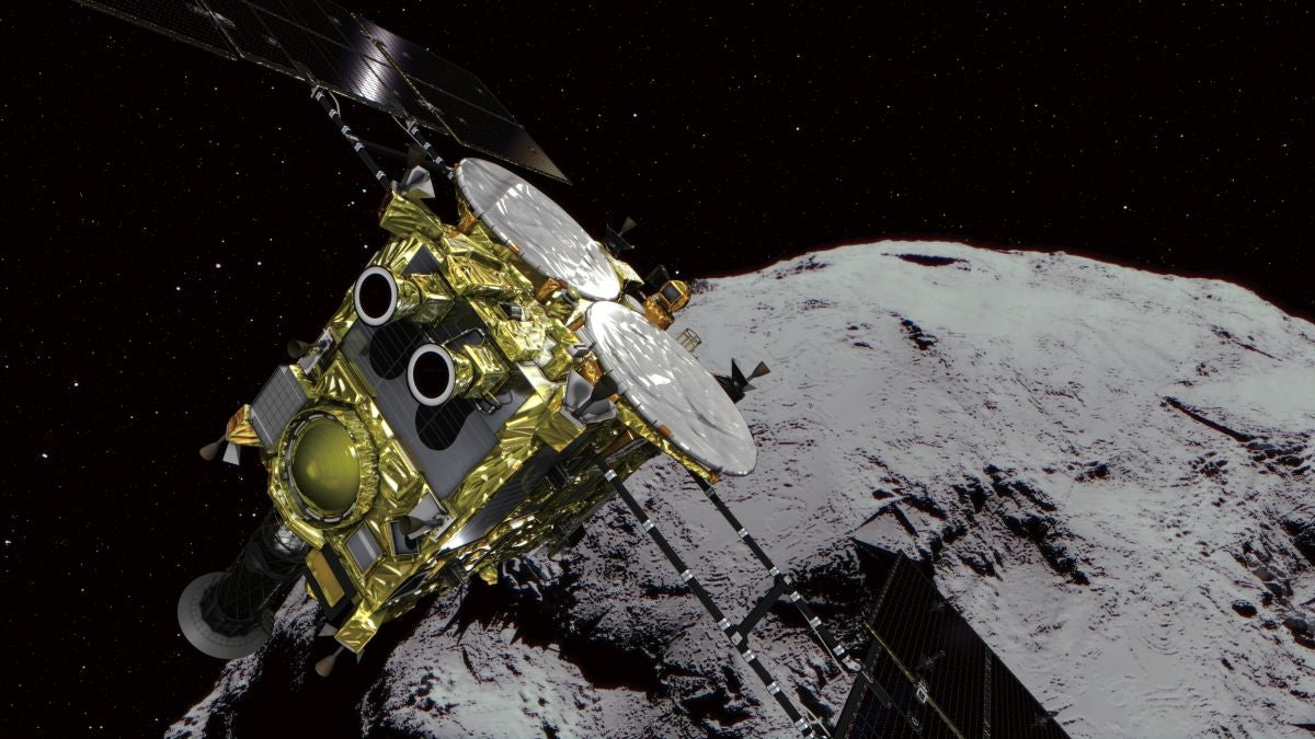 Japan's Asteroid Probe Is Finally Returning To Earth With Its Precious Cargo