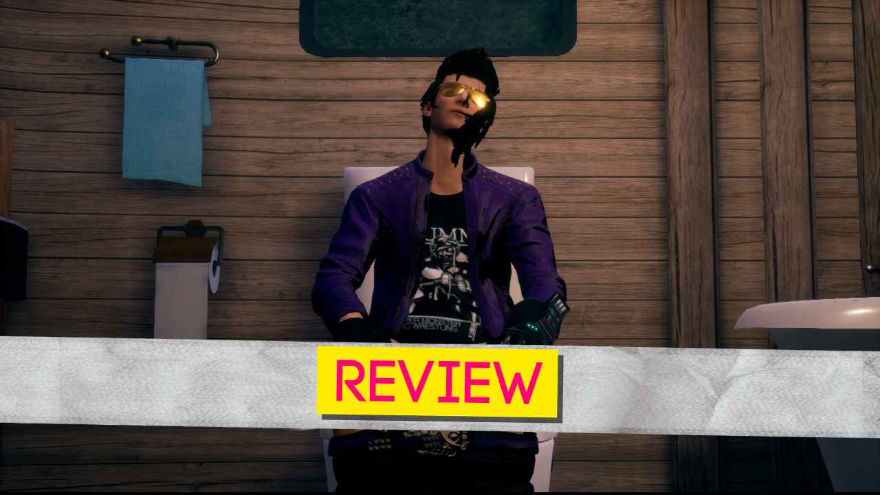 Travis Strikes Again: No More Heroes: The Kotaku Review