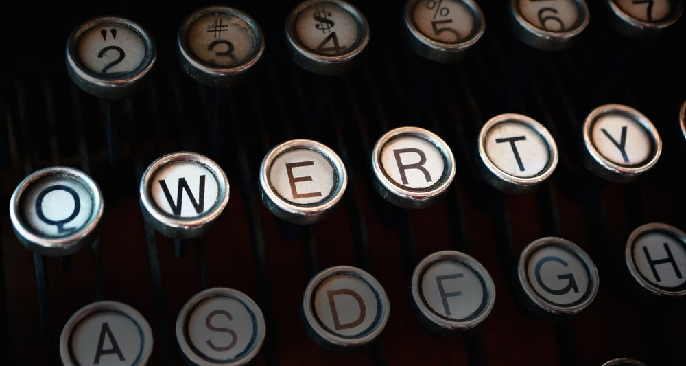 Why We Still Use QWERTY Keyboards (Even Though They're Awful)