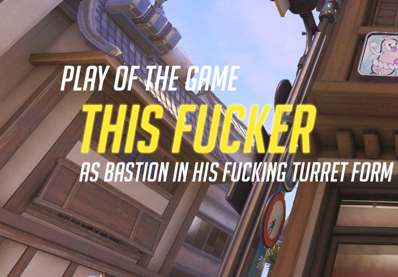 Overwatch's Commendation System Is Great For Passive-Aggressive Jerks (Like Me)