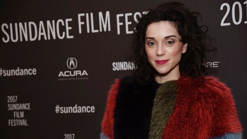 St Vincent Will Direct A Female-Focused Adaptation Of The Picture Of Dorian Gray