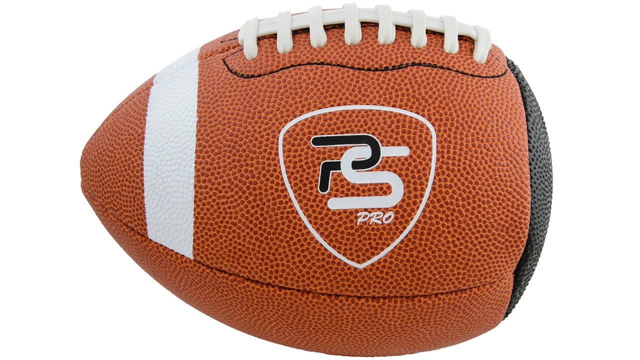 A Football With a Flattened End Lets You Play Catch With Yourself