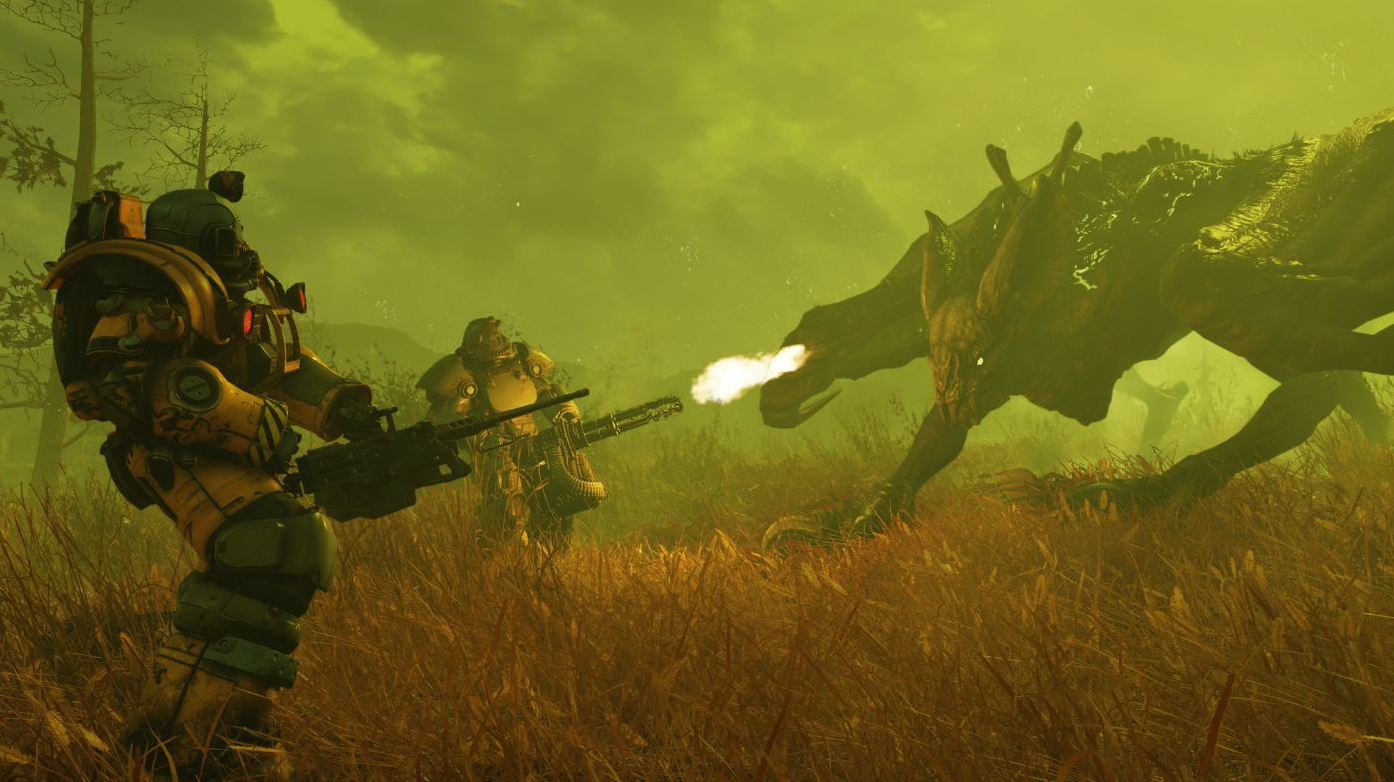 New Fallout 76 Bugs Are Making Armour Weak And Weapons Brittle
