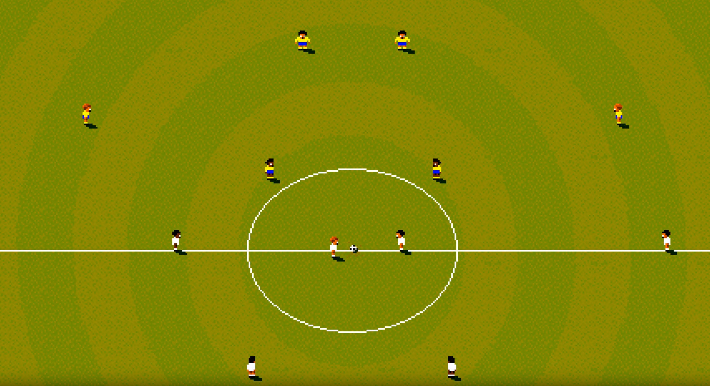 Sensible Soccer Mod Drags The Classic Sports Game Into The 2020s