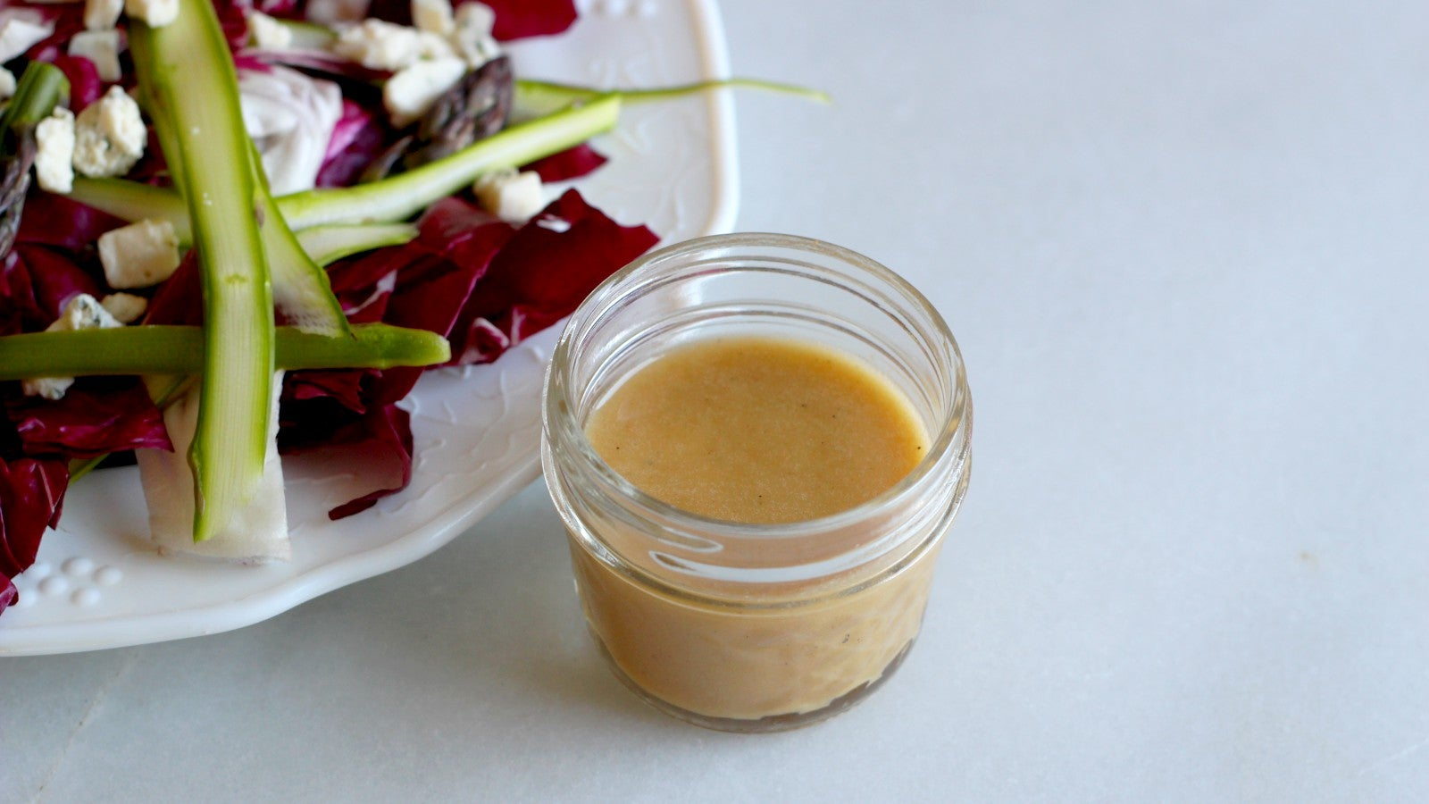 How To Make A Vinaigrette That Tastes Like Browned Butter