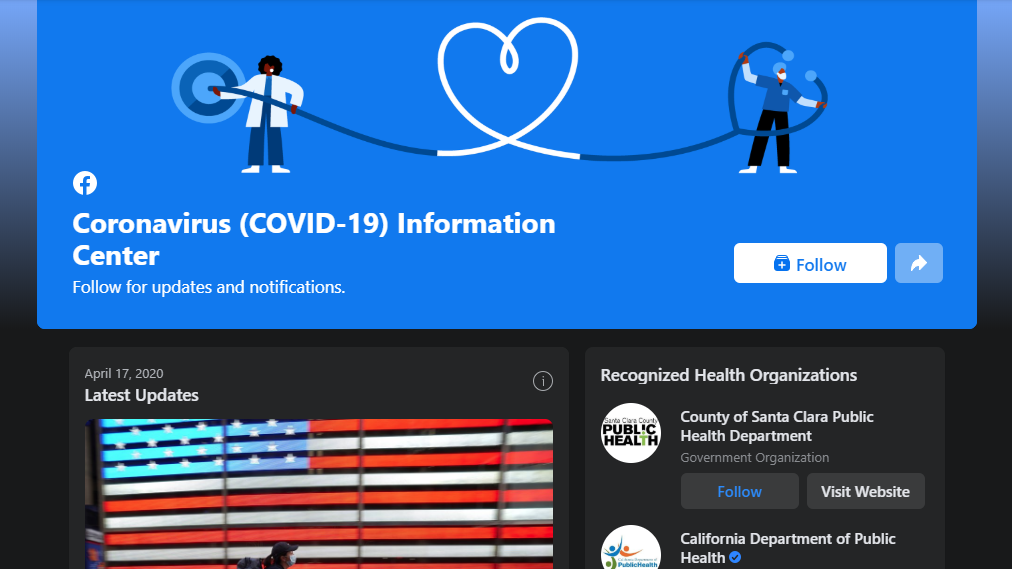 How To Help Facebook Fight Coronavirus BS In Your Newsfeed