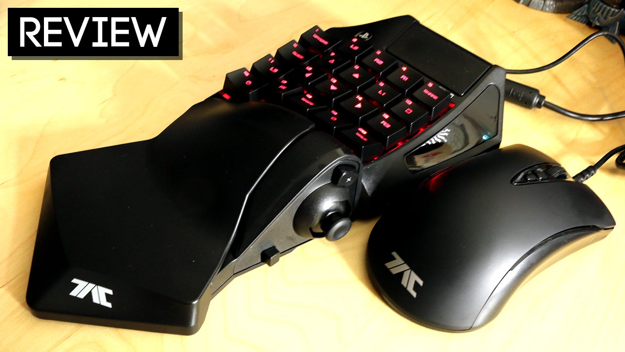 Hori Tactical Assault Commander Pro Review: A Very PC PlayStation Controller