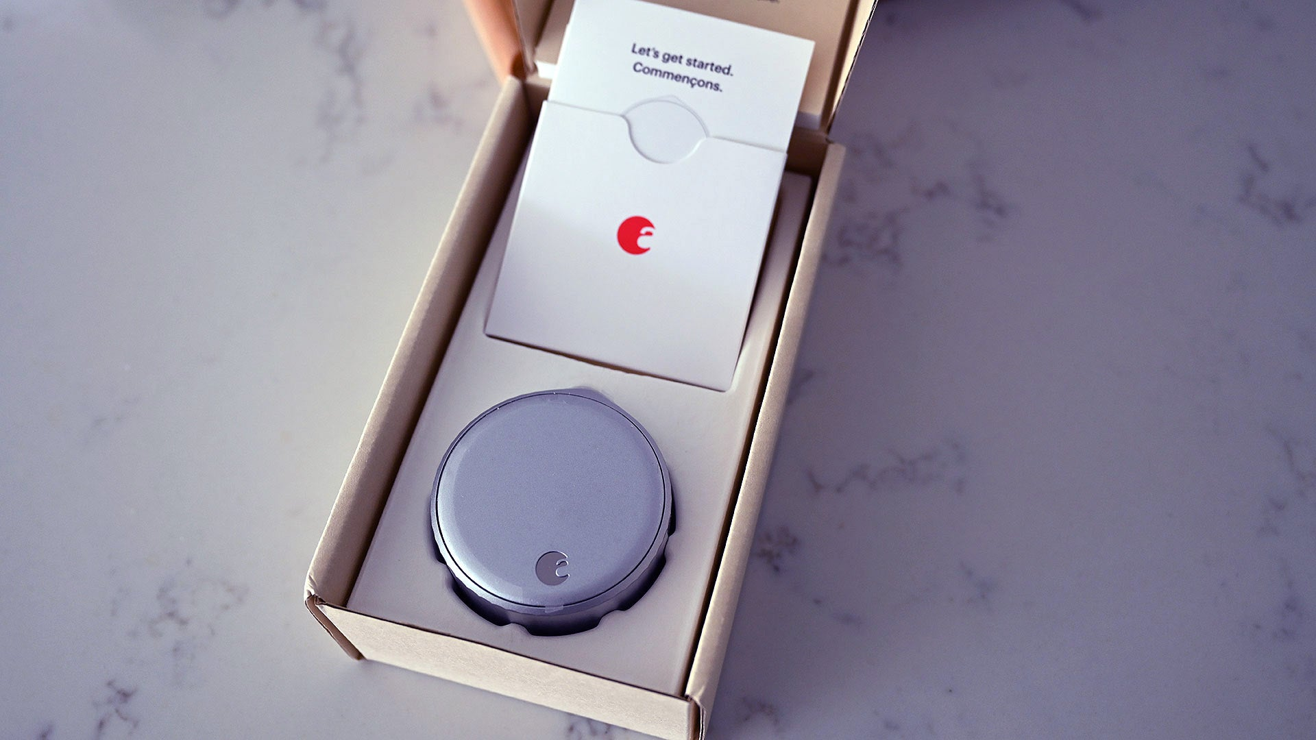 smart home gadgets: Smart Lock