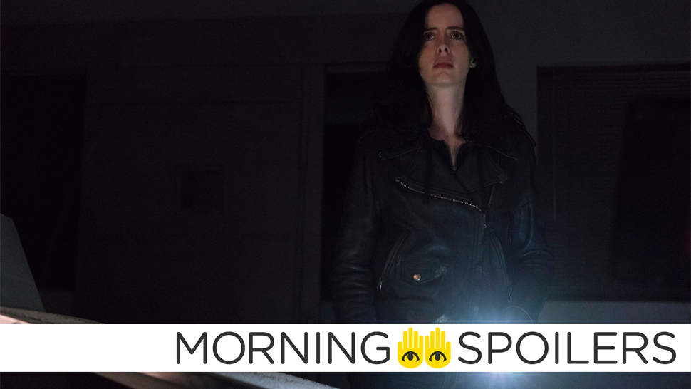Updates From Jessica Jones And Shazam