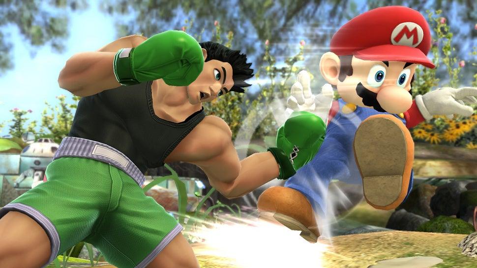 Little Mac is Smash Bros.' Biggest Loser