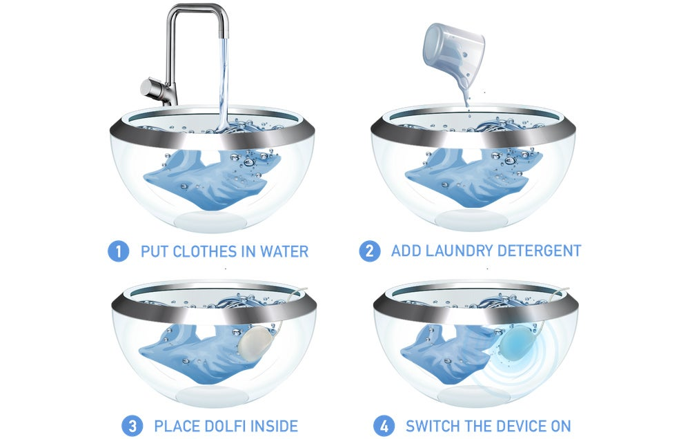 A Fake Vibrating Bar of Soap Promises To Hand-Wash Your Clothes For You