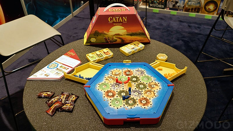 The Travel Version Of Settlers Of Catan Just Got So Much Better