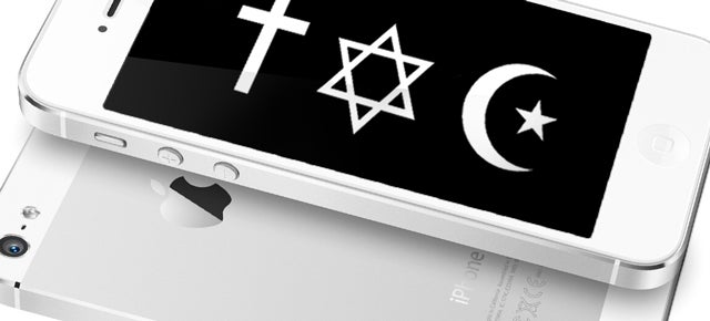 From Sexting to Sacraments: How Mobile Apps Are Taking on Religion