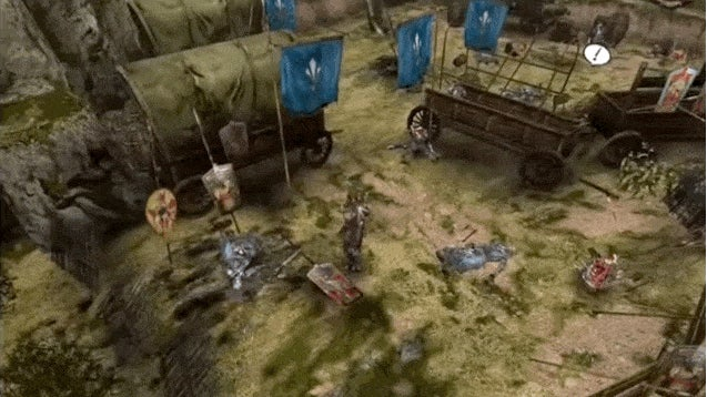 The Witcher Was Almost A Diablo Clone