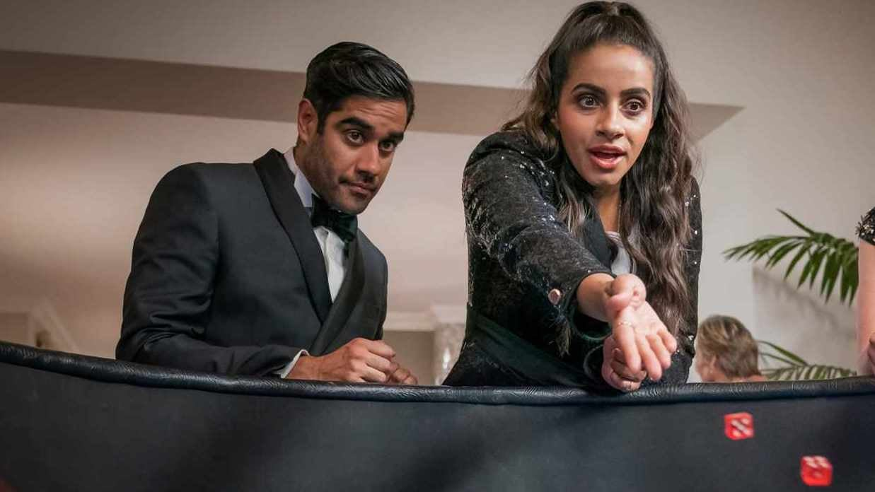 Master And Companion FanFic? Doctor Who's Mandip Gill Is Right There With You