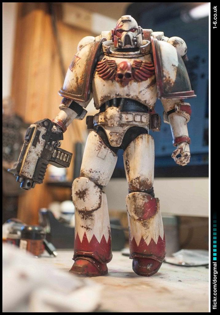 Artist Makes Badass Battlefront, Killzone & Resident Evil Figures
