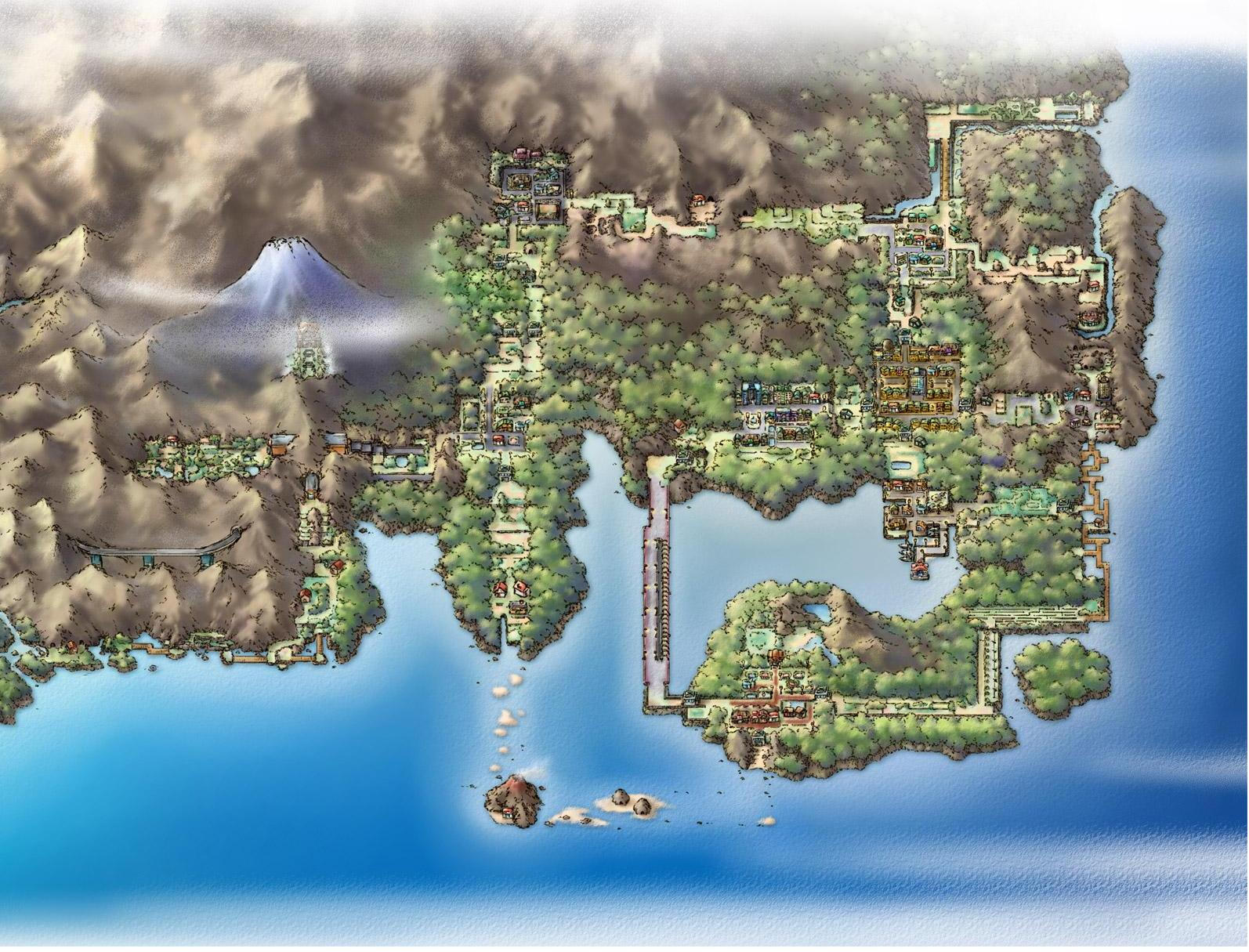 The Original Pokémon Games, Recreated In Old-School SimCity. Dang.